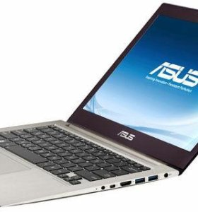 Asus ZenBook (13,3 дюймов, i5,2 видеокарты) UX32A