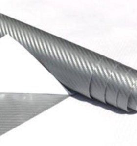 Водонепроницаемое 3D Углеродное Волокно 30*127 см