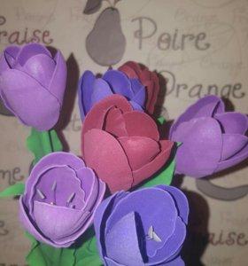 Тюльпаны к 8му марта
