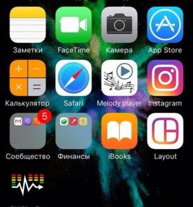 iPhone 5 silver 64gb