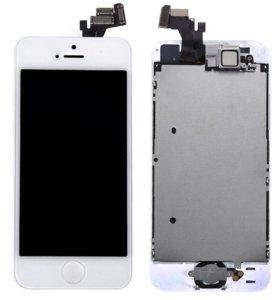 Дисплей iphone 5 и 5s