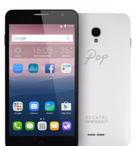 Телефон Alcatel one touch pop star 5022D