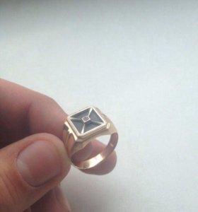 Печатка золото 585