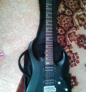 Электронная гитара Xcort X-1+комбоусилитель