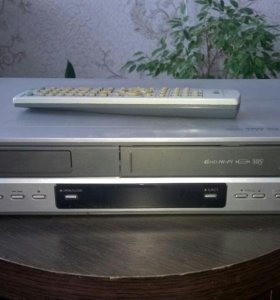 DVD комбинированный