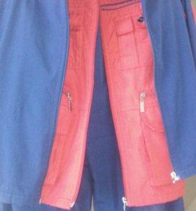 Тройка(штаны+жилет+куртка)Турция