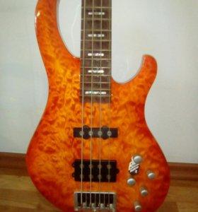 Бас-гитара, басовый комбик