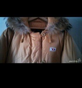 Продам новую недорого зимнюю куртку