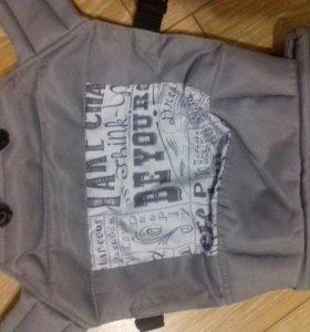 Новый эрго рюкзак