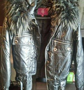 Зимняя куртка р.48-50