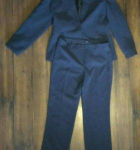 Костюм двойка (пиджак и брюки), новый