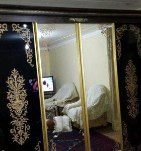 Шкафы купе комоды прихожие кровати