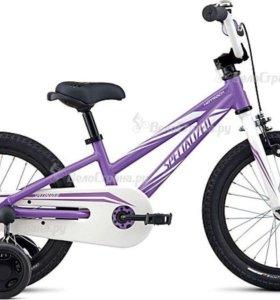Велосипед детский на возраст 3-6 лет