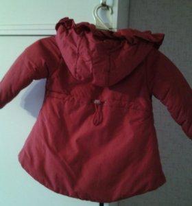 Куртка (полупальто )деми