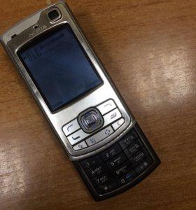 Телефон Nokia N 80
