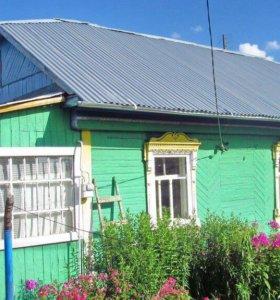 Продаётся бревенчатый дом 60 кв. М