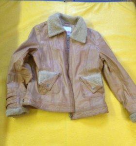 Куртка Mustang 100% кожа