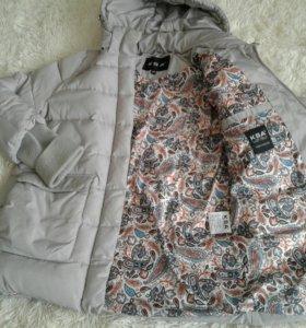 Куртка на холодную осень-весну
