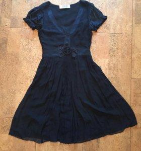 Платье женское чёрное