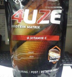 Комплексный протеин Fuze 47%