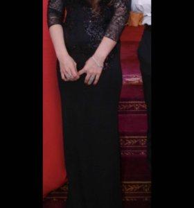 Вечернее длинное платье Blumarine