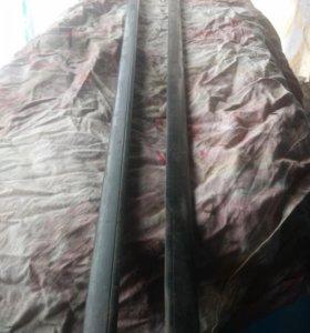 Молдинги лобового стекла БМВ Е 38