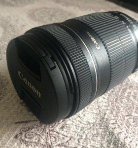 объектив Canon 18-135 mm f/3,5-5,6 is