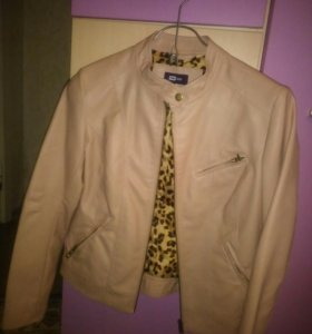 Куртка коже зам