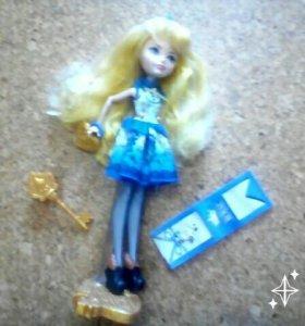 Кукла Эвер Афтер Хай Блонди Локс