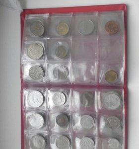 Монеты с альбомом!