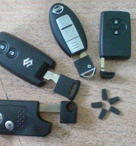 Чип ключи для автозапуска