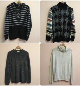 Мужской свитер на 48-50