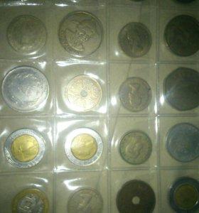 Инocтрaнные Монеты На Любой Вкус
