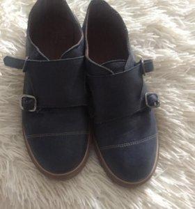 Ботинки для мальчика . Туфли . Zara