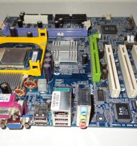 Матер. плата GigaByte GA-8S661gxmp (Socket 478)