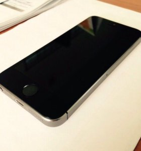 iPhone 5S 16G silver space