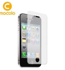 Защитное стекло Mocolo для iPhone 4/4s