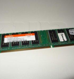 Оперативная память Hynix Original 256Mb PC3200