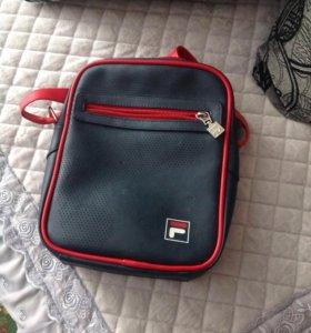 Спортивная сумка , брала за 1000р