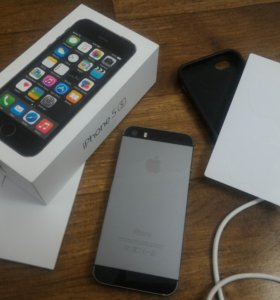 Apple iPhone 5S Space Gray 32гб