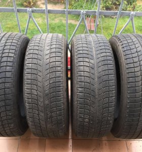 Шины Michelin X-Ice Xi3 215/60 R17 96T