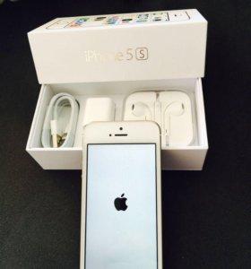 Айфон 5s золото 16