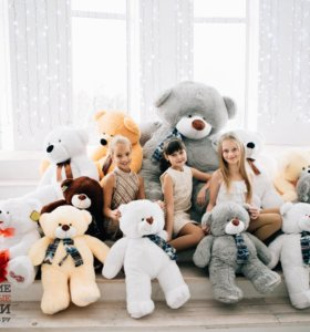 Плюшевые Мишки вТомске.ру