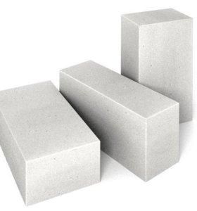 Блок газобетонный (газосиликатный)