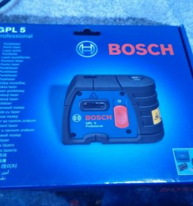 Лазер Bosch