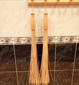 Веники деревянные 2 шт