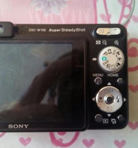 Фотоаппарат SONY DSC-W150 Super Steady Short