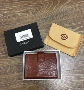 Мужской кошелёк новый