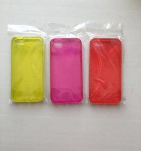 Накладки на iPhone 5s