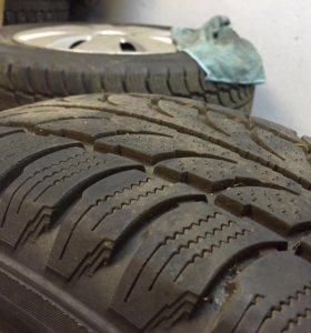 Комплект колес, зимние r15